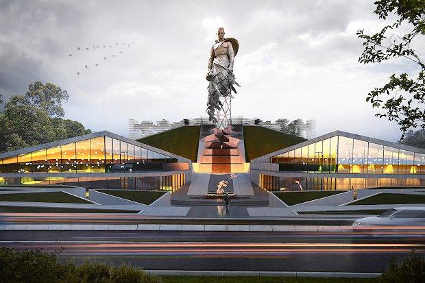 На заседании оргкомитета «Победа» в Москве обсудили возведение Мемориала советскому солдату под Ржевом