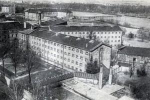 Нюрнбергская тюрьма