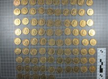 фиальшивые монеты