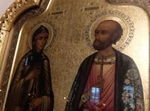 икона михаил тверской-анна кашинская