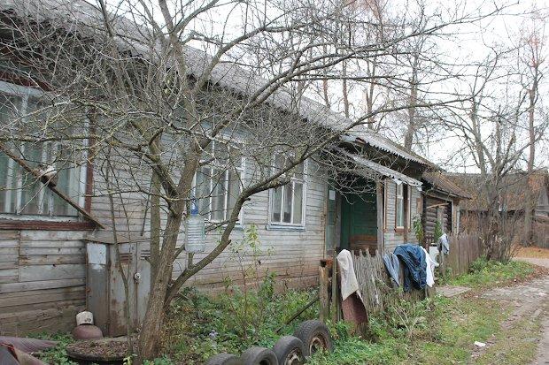 В Калязине власти выгоняют на улицу почти 20 семей