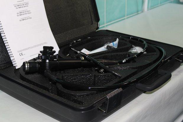 фиброгастроскоп