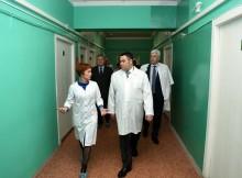 губер и больнице