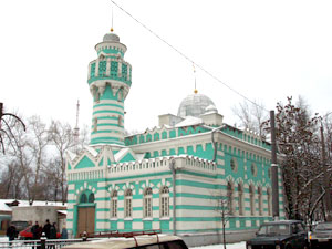 Мечеть в Твери