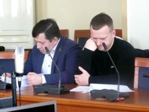 Юровский и Блиновский