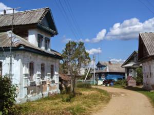 брошенная деревня Селигер