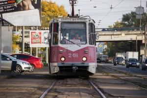 Трамвай-11 твериград