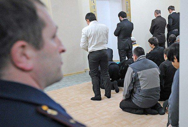 мусульмане в тюрьме