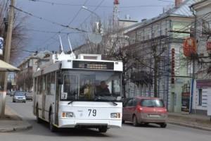 троллейбус 3