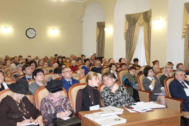 В Твери прошли публичные слушания по проекту бюджета