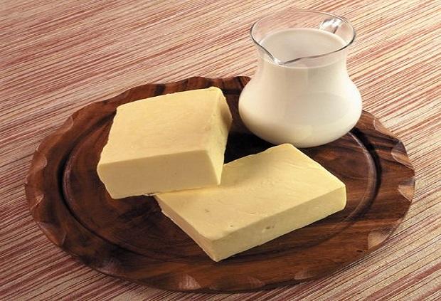 молоко масло 1