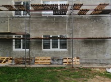 Дом в Лихославле с уничтоженными пунктами