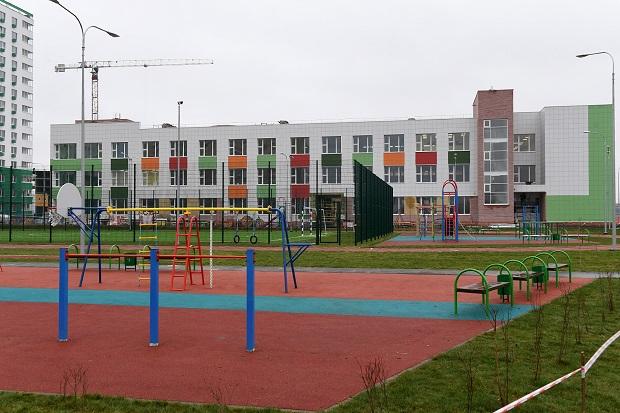 брусилово школа