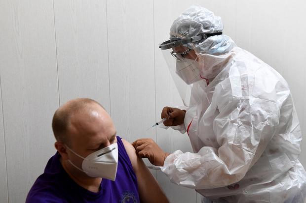 вакцинация.XRot1