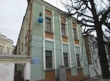 дом на Новоторжской