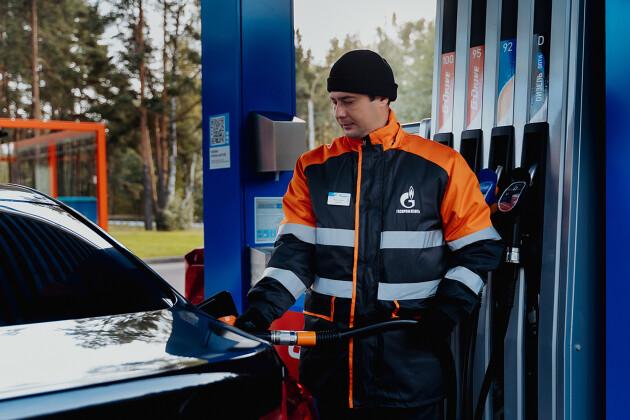 Сеть АЗС Газпромнефть_