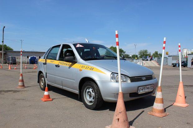 Конкурс инструкторов вождению